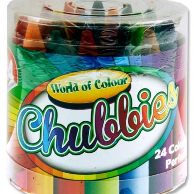 Chubbies Crayons