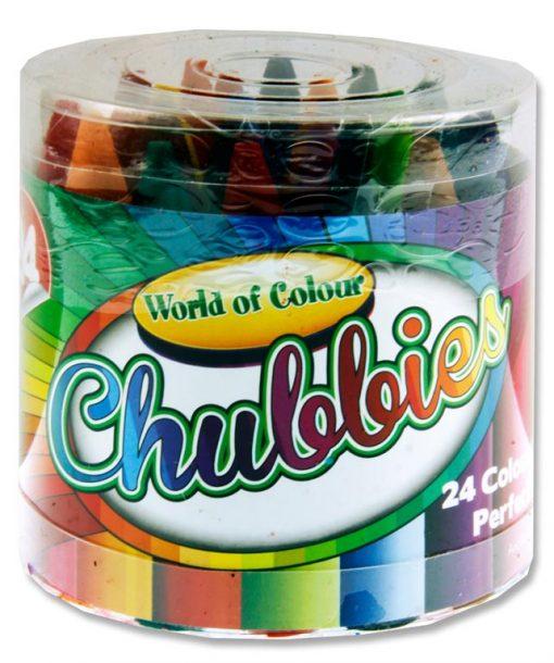 Chubbies Crayons